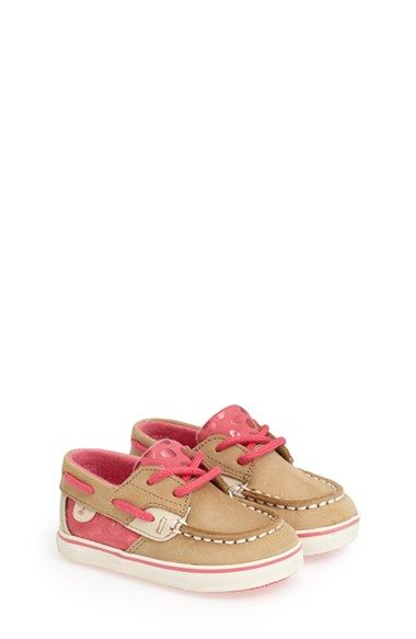 Sperry Top-Sider® Kids 'Bluefish' Crib Shoe (Baby) available at #Nordstrom