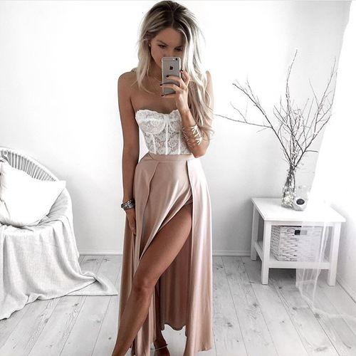 Imagen de fashion, style, and white