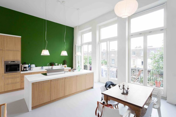 Photo 9 of 16 in An Old Amsterdam School Is Converted Into 10 Apartments - Dwell