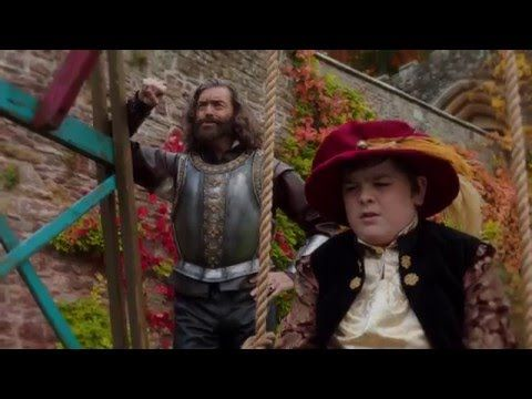 """""""Will My Day Ever Come?"""" - Galavant. I LOVE Timothy Omundson's voice. He can definitely sing! <3 <3 <3"""