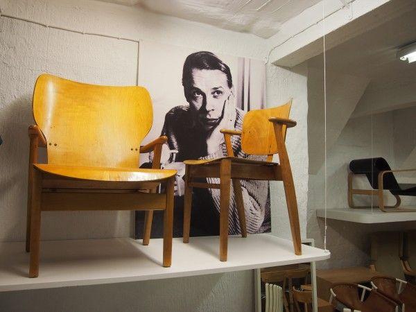 Artek 2nd Cycle/Photo: Riitta Kokkonen. Finnish vintage design and second hand collections. #Finland #Helsinki #Design #Shop #Vintage #Secondhand