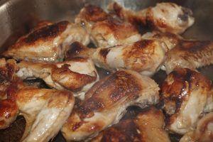 fricassée de poulet créole