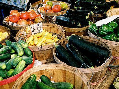 Shop at East Nashville's Farmers Market. | 12 Secrets Nashville Natives Don't Want You To Know About