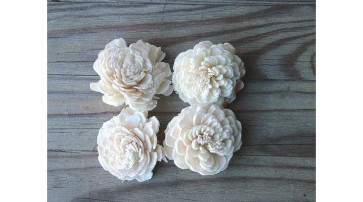 Ming boglárka fehér színben Díszíts virággal -Kreatív webáruház