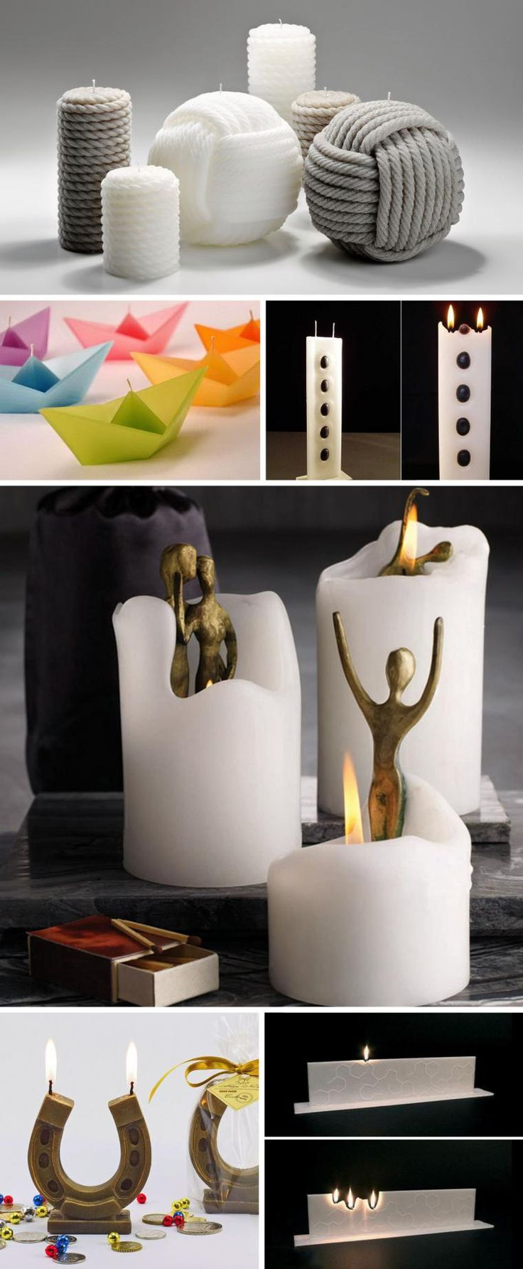 Свечи бывают разные - Ярмарка Мастеров - ручная работа, handmade