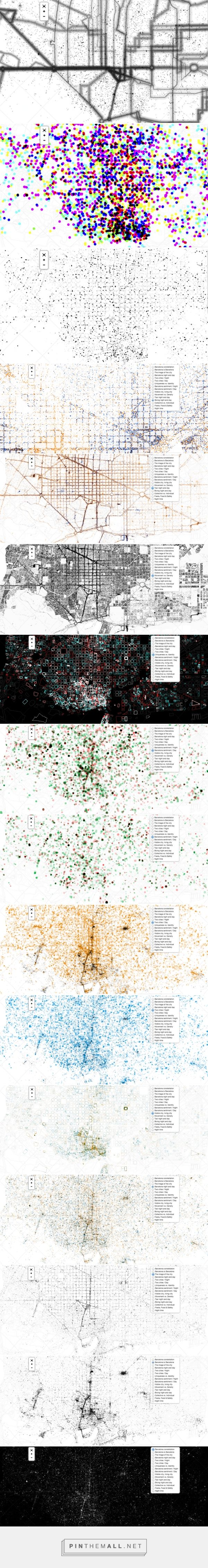16 Maps That Explain Barcelona via