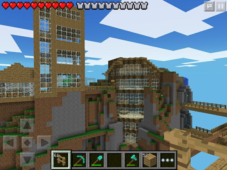 W2  library in Minecraft PE. 21 best minecraft pe tips images on Pinterest   Minecraft ideas