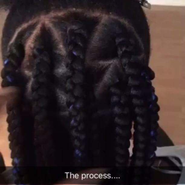 Top 100 single braids photos The process✅...#HatsOffHairDesign  #workflow #cashflow #boxbraids #individualbraids  #protectivestyles #urbanhairpost #crownbraids #hairfanatic #africanbraiding #singlebraids #Houstonbraids  #ropetwist #marleytwist #naturalHair #naturalbeauty #houstonbraider #feedinbraids #ghanabraids #invertedbraids #cornrows #senegalesetwist #havanatwist #goddessbraids #dreadlocks See more http://wumann.com/top-100-single-braids-photos/