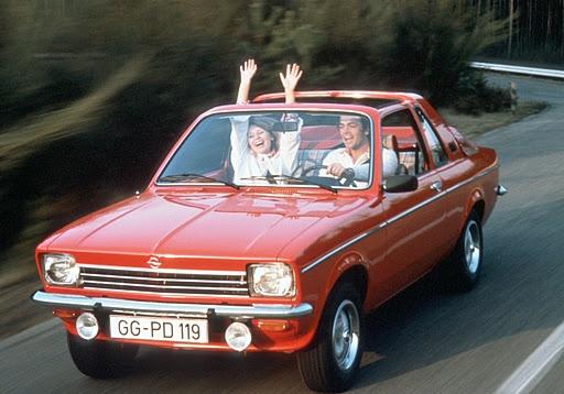 """1976 Opel Kadett C """"Aero"""""""