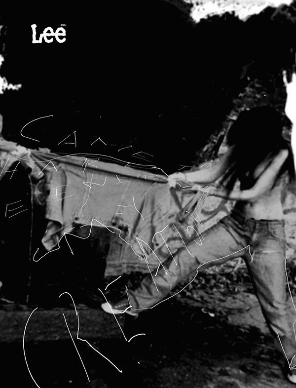 Behance :: Editing Lee jeans
