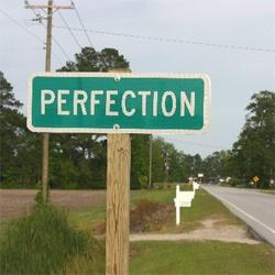 Raggiungere gli obiettivi quotidiani senza lasciarti ostacolare dalle manie di perfezione...