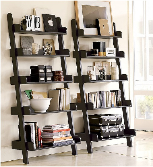 Studio Wall Shelf Bookcase From Pottery Barn