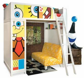 spongebob bedroom set 68 best images about spongebob furniture on 13381