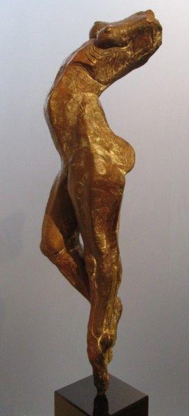 Jos Dirix - Grace brons hoogte 55 cm € 3.500,--