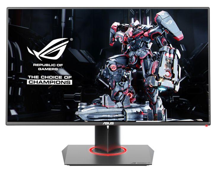 ROG Swift PG278Q 27-inch WQHD G-Sync Gaming Monitor Spec And QnA ...