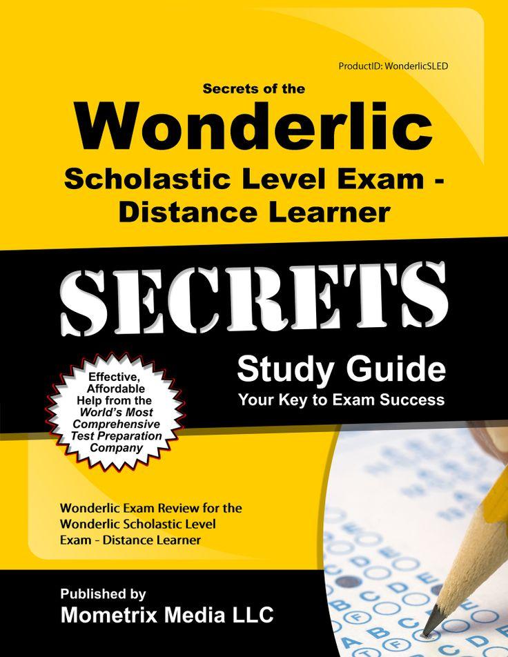 16 best Wonderlic Test Study Guide images on Pinterest   Test video ...