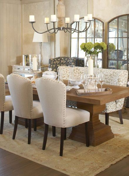 422 best images about INTERIOR - DINING ROOM on Pinterest ...