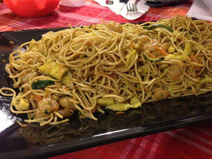 Gustosissimo questo piatto al sapore di mare con il gusto dell'orto…