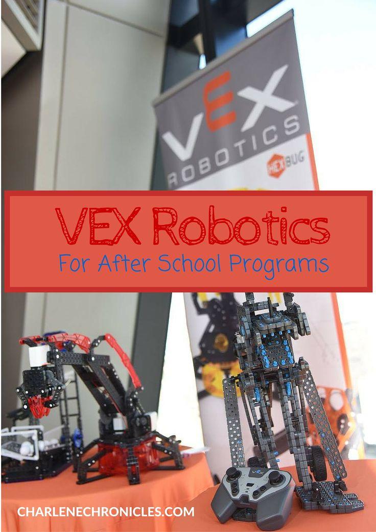 VEX Robotics in After School Programs
