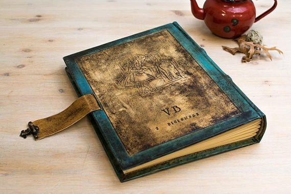 Alice in Wonderland Fairy Tale Wedding Guest Book Alternative