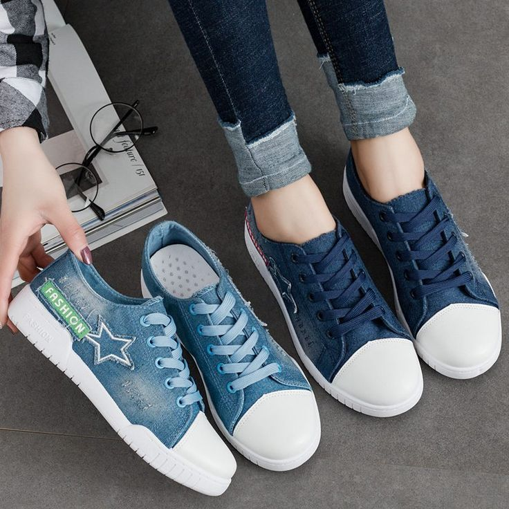 2017 New Arrival Fashion Women Shoes Women Casual Shoes Hot Selling Lady's Size Canvas Shoes Casual Breathable Chaussure Femme