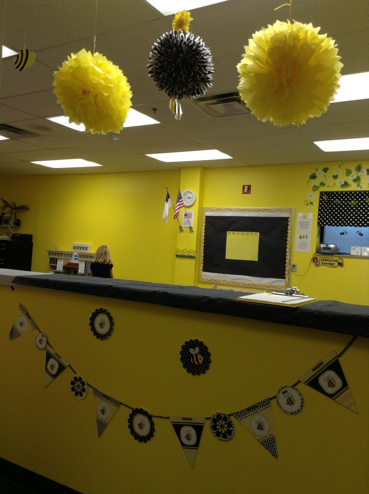 Yellow Classroom Decor ~ Best images about church nursery ideas on pinterest