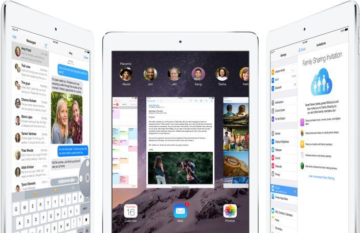 China Unicom & China Telecom will sell iPad Air 2, iPad mini 3 cellular models for first time