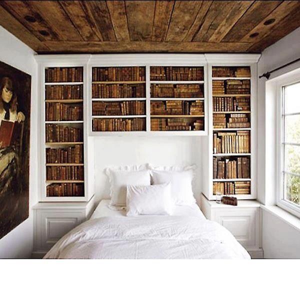 Oltre 1000 idee su Libreria Per La Camera Da Letto su Pinterest ...