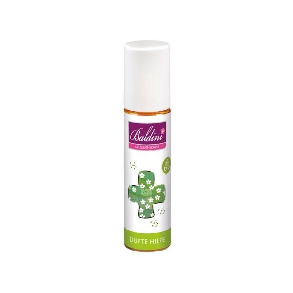 Dufte Hilfe Aroma Roll-On - økologiske æteriske olier klar til brug
