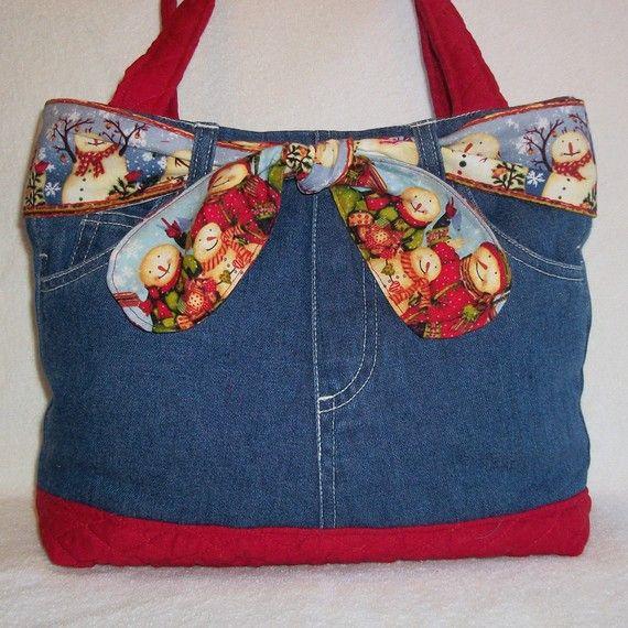 bag, solid bottom  7 ties, different seasonal ties