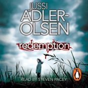 I finished listening to Redemption: Department Q, Book 3 (Unabridged) by Jussi Adler-Olsen, narrated by Steven Pacey on my Audible app.  Try Audible and get it free.