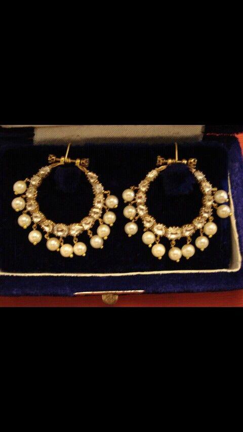 Chaand baaliyan jawaharatul osman jewellers Hyderabad