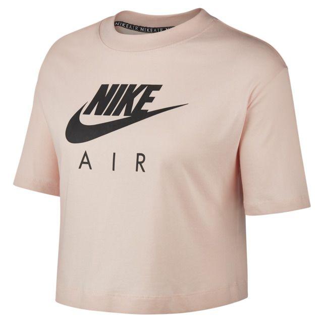 secuestrar Cooperación Masaje  Nike - Camiseta de mujer Air Nike en 2020   Camisa nike, Camisetas mujer,  Ropa adidas