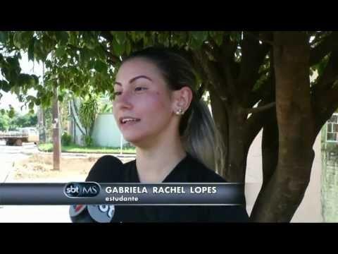 Estudantes orientam como acabar com o caramujo africano - YouTube