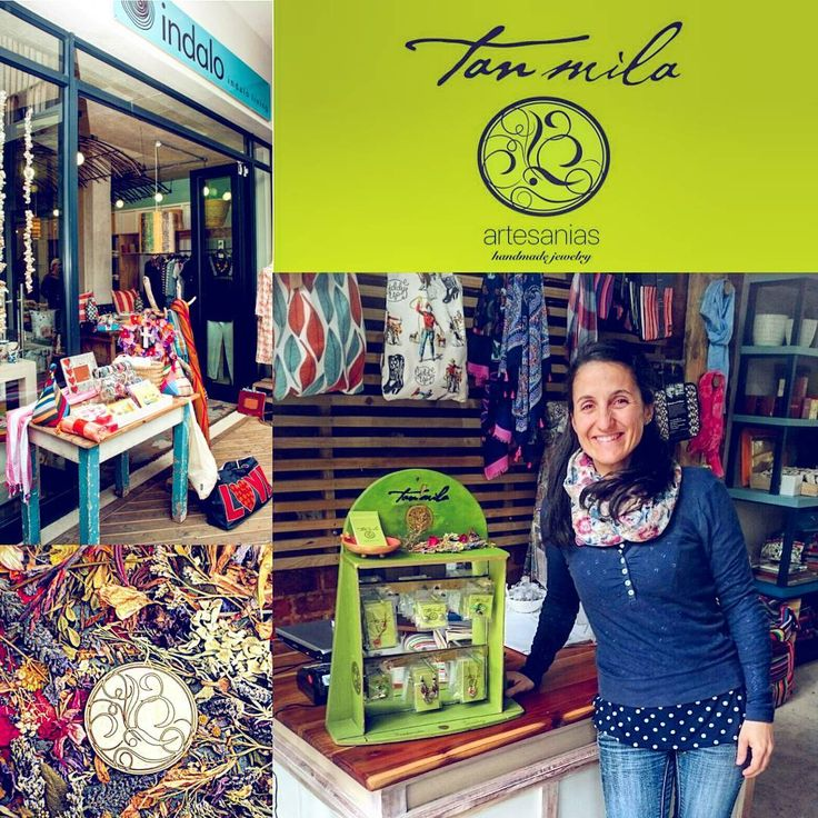 Tanmila now available at Indalo Living♥  Rex Hotel store, Knysna, South Africa♥