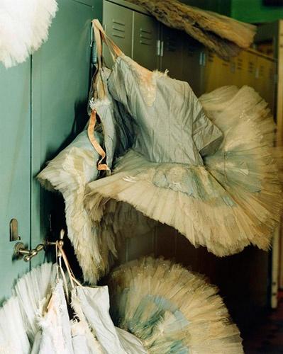 Kevin Mackintosh's photography series on the Bolshoi Ballet
