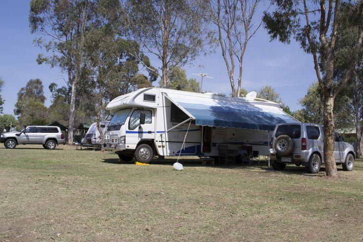 Kahlers Oasis Caravan Park Motorhome Sites