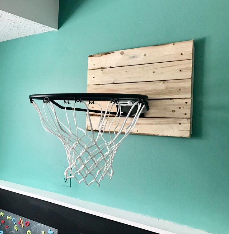 Best 25 indoor basketball hoop ideas on pinterest for Basketball hoop inside garage