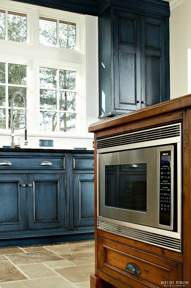 kitchen cabinets wholesale navy blue