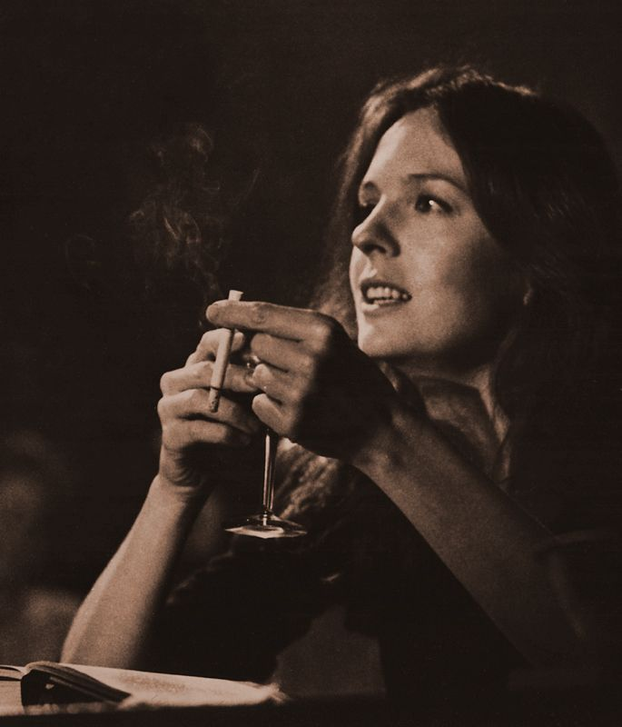 Diane Keaton, Looking for Mr Goodbar. Another film that haunted, changed my life.
