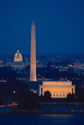 Washington DC...a great place to visit! My trip in July '14 included The Lion King musical, a boat ride on the Potomac, Mt. Vernon, the Pentagon, and a walk around the National Mall.