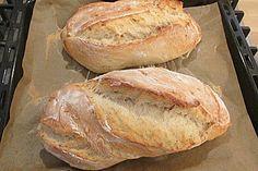Weißbrot schnell und einfach, ein leckeres Rezept aus der Kategorie Brot und Brötchen. Bewertungen: 104. Durchschnitt: Ø 4,5.