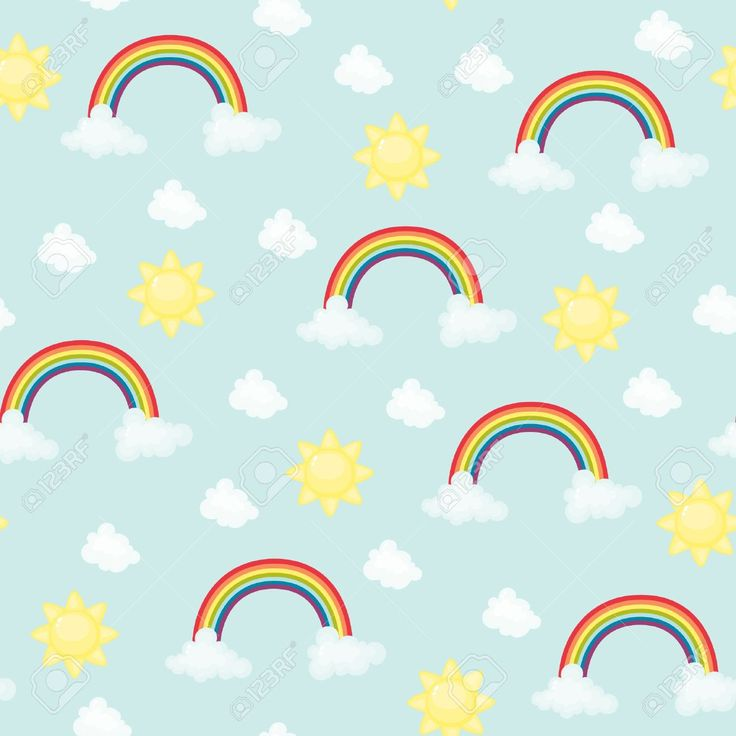 17 Best images about RAINBOW WALLPAPER on Pinterest ... Cute Rainbow Wallpapers