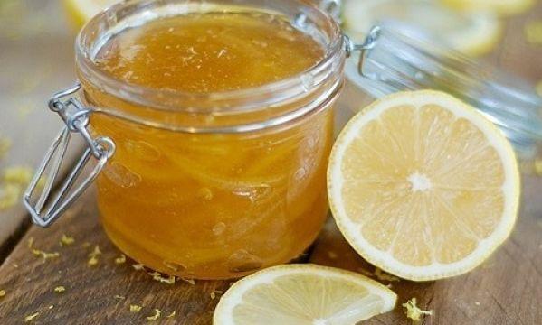 Σπιτική μαρμελάδα λεμόνι με 4 υλικά!