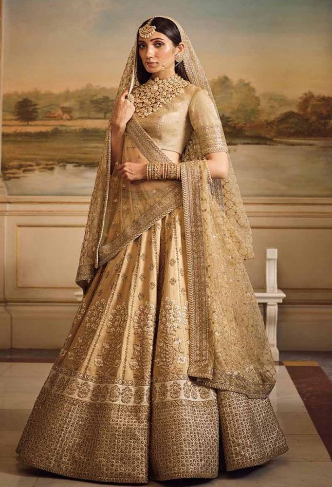 Lehenga Choli For Indian Pakistani Dress Traditional Bridal Outfit with Blouse and Dupatta