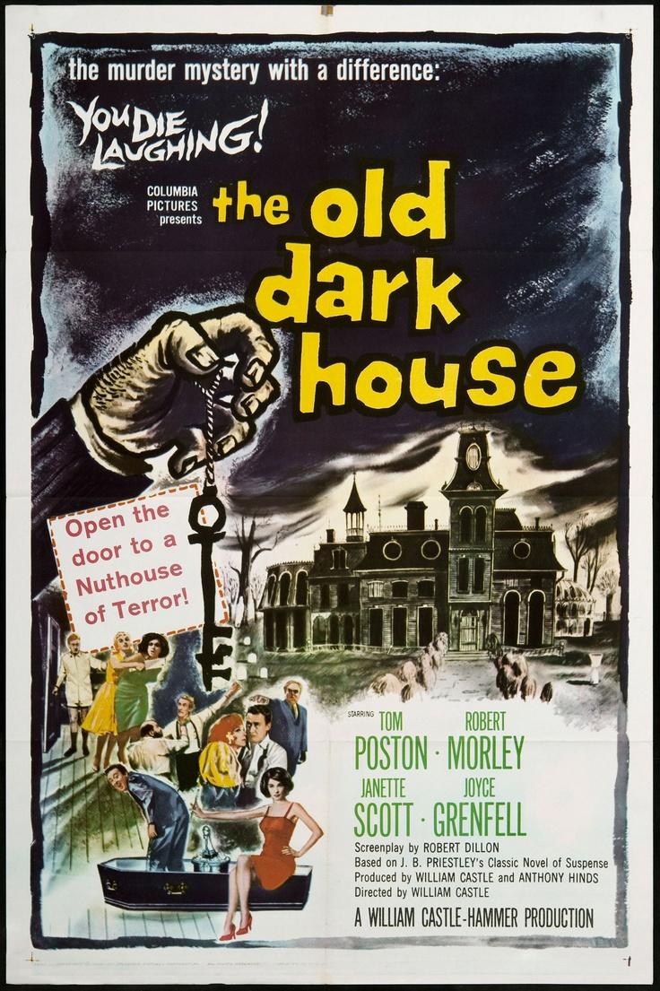 The Old Dark House (1963) GB / USA Hammer / Columbia