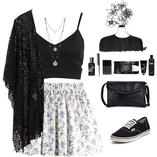 Outfits | dress, skirt and outfits