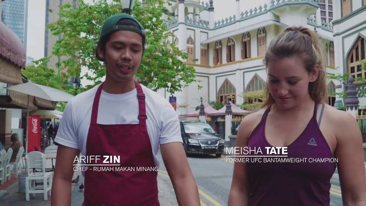 Fight Night Singapore: Miesha Tate - Teh Tarik