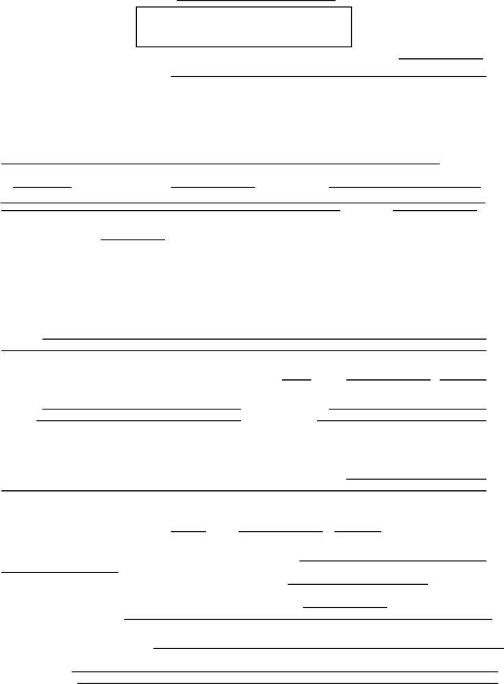Indiana Quitclaim Deed Form 2