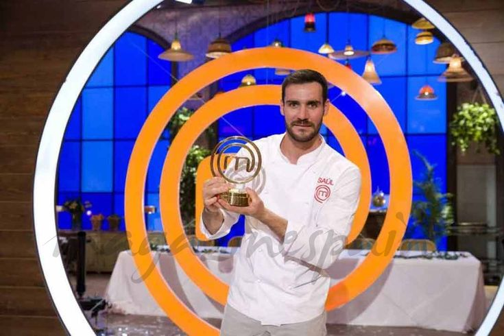 Saúl Craviotto - MasterChef Celebrity 2 - © RTVE